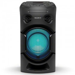 Chaine Audio Sony MHCV21D Transportable avec Son Puissant Spread Sound