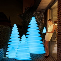 FIR Chrismy Vondom Led with wire H200