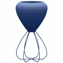 Pot spaghetti planter basic Vondom blue