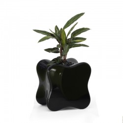Table Basse Design Doux Vondom Noir