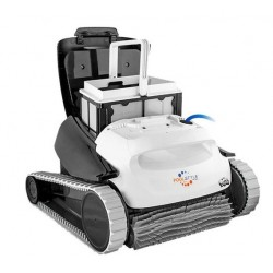 S300i with cart Maytronics Dolphin pool robot