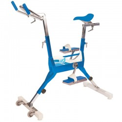 Aquabike de Piscine Waterflex WR3 Air Aluminium