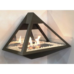 Fireplace bio ethanol sublim S-Luxe Fascination