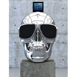 Speaker Bluetooth Jarre Technologies Red AeroSkull