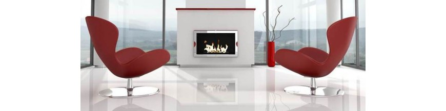Chimneys and Bio ethanol burners