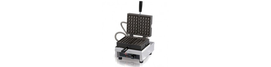 Waffle iron - grilled cheese